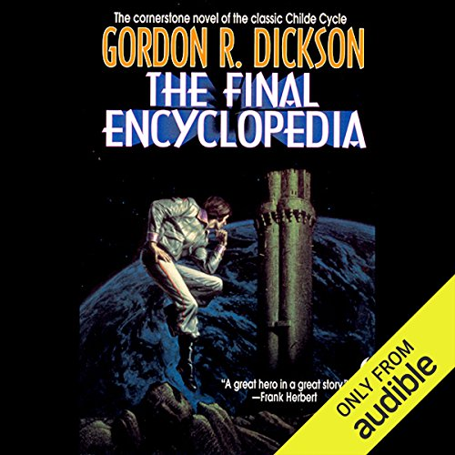 The Final Encyclopedia audiobook cover art
