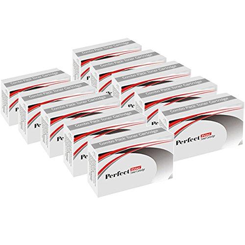 PerfectPrint - 8 de cartucho de tóner Compatible para Xerox Phaser 6500 6500DN 6505 6505N impresora