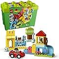 LEGO DUPLO Classic 10914 Deluxe Brick Box Building Kit (85…