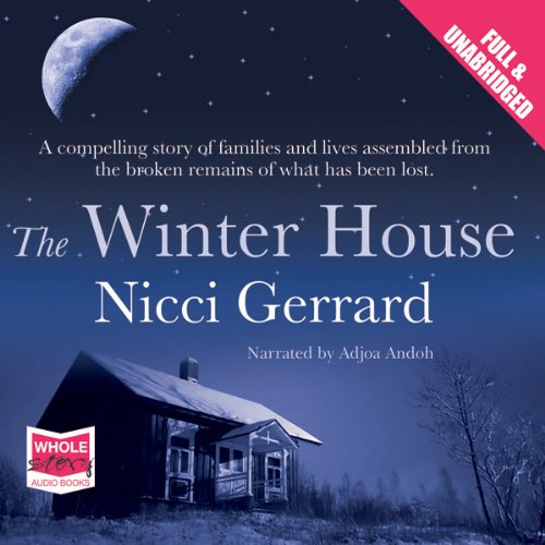 The Winter House audiobook cover art