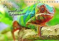 Reptilien urzeitliche Artgenossen (Tischkalender 2022 DIN A5 quer): Ein Muss fuer jeden Terrarianer (Monatskalender, 14 Seiten )