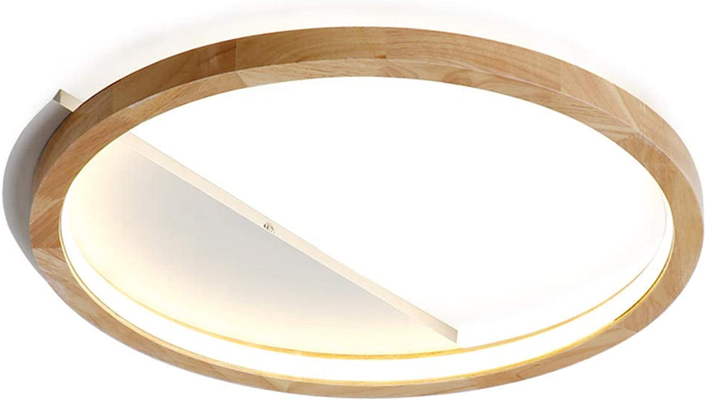 Lampen Pendelleuchte Deckenleuchte Hngelampe Deckenbeleuchtung Einfache Nordic Kreative Design Log Natürliche Japanische Wohnzimmer Schlafzimmer Arbeitszimmer Led Dimmen Fernbedienung Deckenleuchte