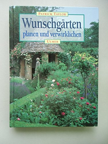 2 Bücher Wunschgärten planen verwirklichen Einjährige Pflanzen Gartenschule