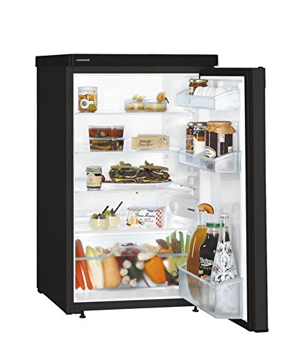 tb1400Liebherr Kühlschrank Tisch 136L Net, L x H: 50x 85cm, a +, schwarz [TB 1400–20]