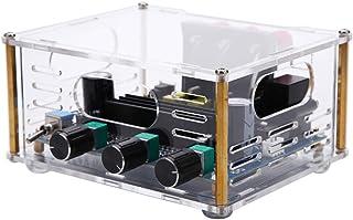 Mugast Digitale Verstärkerplatine, 2 * 50W / 1 * 100W Audioverstärker 100 dB Super Heavy Bass Stereo 3 Kanal Verstärkerplatinen Kit TPA3116D2 Chip