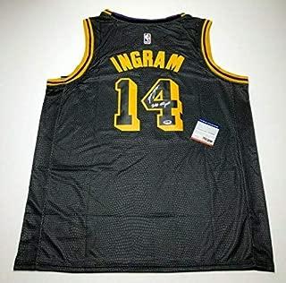 brandon ingram jersey black