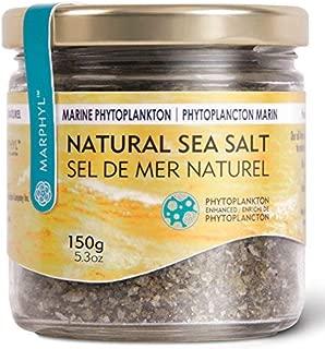 Sea Salt - Fleur de Sel - Natural - Organic Marine Phytoplankton - Manually harvested in Vancouver Island, Canada