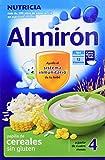 Almirón Papilla de cereales sin gluten a partir de 4 meses - 3 cajas de 500 g - Total: 1.5 kg