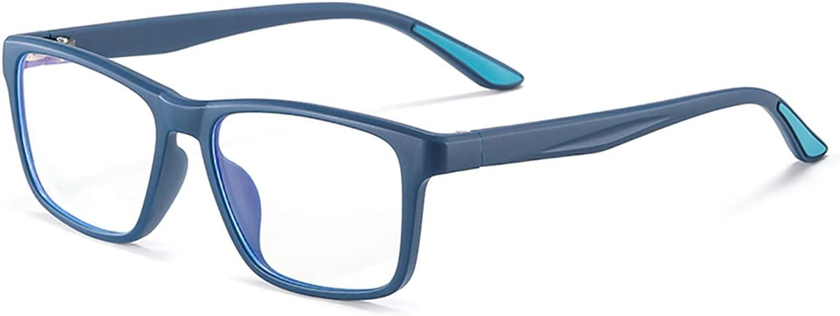 Daily bargain sale MAXJULI Kids Blue Light Blocking Eyestrain Bombing new work Glasses Comp - Anti