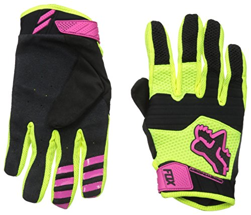 Fox Racing Sidewinder Bike Gloves XX Large Flo Yellow