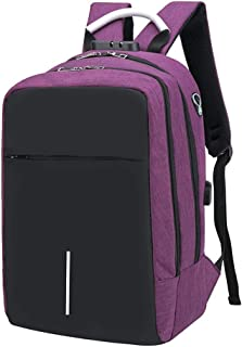 All-Purpose Daily Backpack Multi-Function Backpack Male USB Business Computer Bag Travel Large Capacity Casual Student Backpack Male ShouldeBag High Capacity Travel Bag