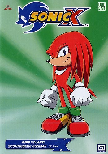 Sonic X #06 - Spie Volanti / Sconfiggere Eggman [Italia] [DVD]