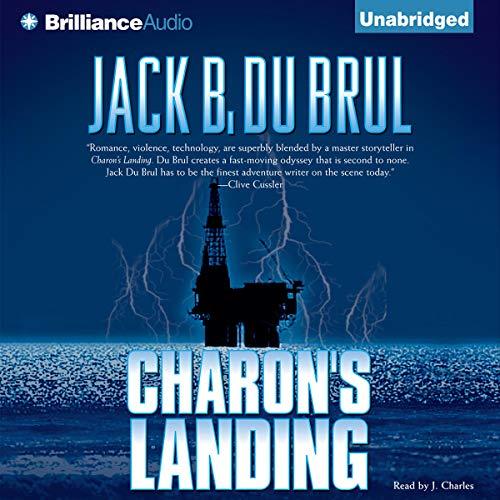 Charon's Landing audiobook cover art