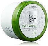L'Oréal Paris Tecni Art 4 Density Material Wax-Paste gel para el cabello 100 ml - Geles para el cabello (Unisex, 100 ml, Fijación, Mate, Cazuela, 1 pieza(s))