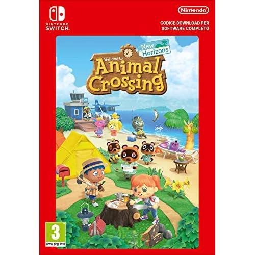 Animal Crossing: New Horizons Standard   Nintendo Switch - Codice download
