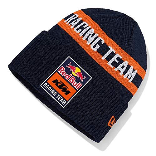 Red Bull KTM New Era Racing Team Beanie, Unisex Een Maat - Officiële Kleding