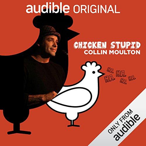 Chicken Stupid audiobook cover art