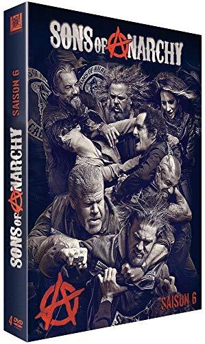 Sons Of Anarchy Saison 6 (5 Dvd) [Edizione: Francia]
