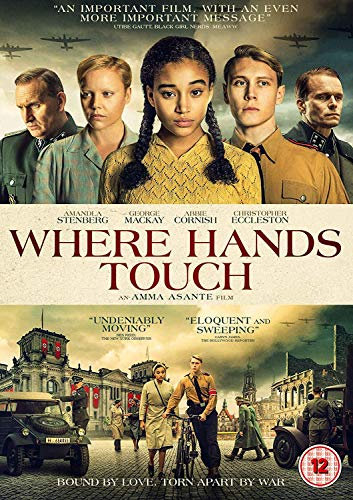 Where Hands Touch [DVD]