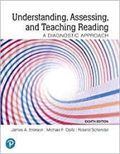 Understanding, Assessing, and Teaching Reading: A Diagnostic Approach (8th Edition)