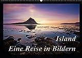 Island - Eine Reise in BildernCH-Version (Wandkalender 2021 DIN A2 quer)