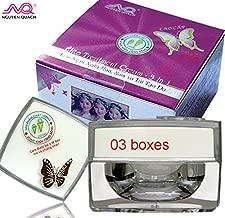 03 boxes - Elite Cream 3 in 1 - Nguyen Quach - acne preventing - lightening renewable