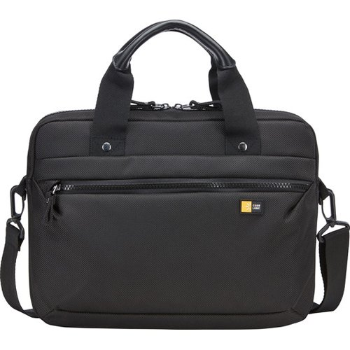 Case Logic BRYA111K Bryker Attache Bag for 11.6-Inch Laptop - Black