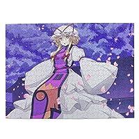 八雲紫 (1) 木質 パズル 500 大人になる ストレスを軽減する おもちゃ つづり合わせ 子供 益智 の 漫画 アニメ 興味 おもちゃ アイデア プレゼント