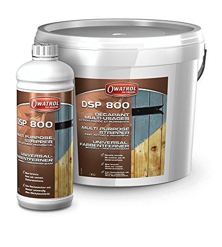 Owatrol DSP800/CDKP 90 Universalfarbentferner,Lackentferner, Abbeizer 1 liter