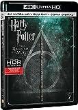 Harry Potter Y Las Reliquias De La Muerte Parte 2 Blu-Ray Uhd [Blu-ray]