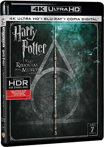 Harry Potter y las Reliquias de la Muerte - Parte 2 - 4k UHD [Blu-ray]