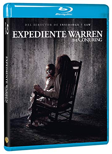 The Conjuring Blu-Ray [Blu-ray...