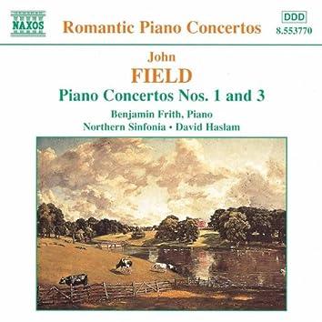 FIELD: Piano Concertos Nos. 1 and 3