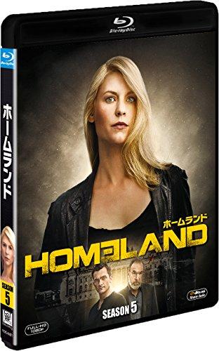 HOMELAND/ホームランド シーズン5(SEASONSブルーレイ・ボックス) [Blu-ray]