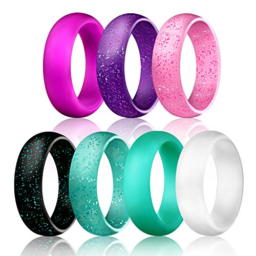 Egnaro Silcione Wedding Ring for Her