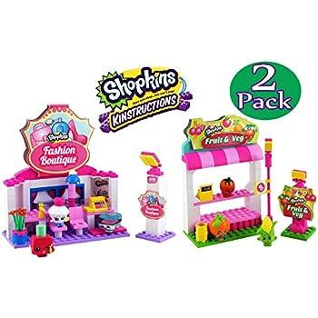 Shopkins Kinstructions Fashion Boutique and F | Shopkin.Toys - Image 1