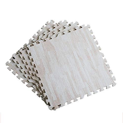 30 * 30 * 1cm Cómodas alfombras para niños Juego para niños Ejercicio para colchonetas Muebles para Jugar Juego Modernización de EVA