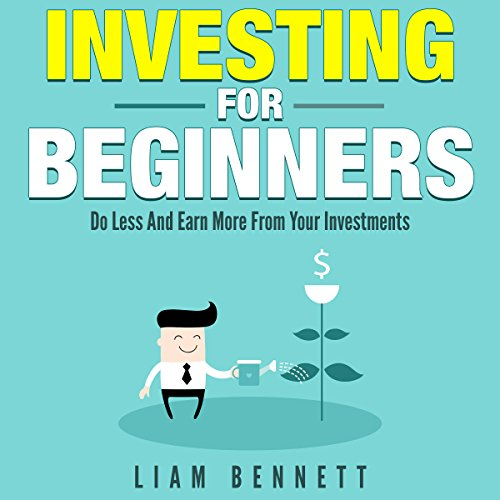 Investment for Beginners audiobook cover art