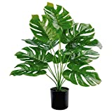 Toopify Artificial Palm Tree, 19'...