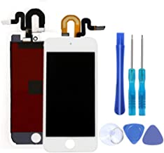 Full Screen Replacement for iPod Touch 5 5th 6 6th LCD Screen The Whole Display Assembly + Free Repair Tools (Touch 5/6/7 ...