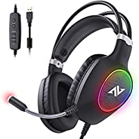 Abkoncore Noise-cancelling Lightweight Gaming Headset