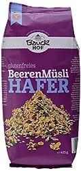 glutenfreies Hafermüsli Beeren