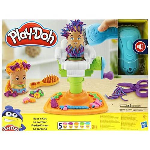 Play-Doh - Il Fantastico Barbiere , E2930EU6