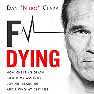 F Dying audiobook cover art