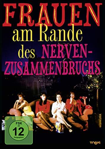 Frauen am Rande des Nervenzusammenbruchs [Alemania] [DVD]