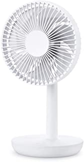 High Velocity Personal Fans Rotatable Mini Fan 4 Gear Wind Usb Desktop Electric Fan Simple Home Office Pure Color Table Fa...