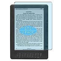 2枚 VacFun ブルーライトカット フィルム , Amazon Kindle DX 向けの ブルーライトカットフィルム 保護フィルム 液晶保護フィルム(非 ガラスフィルム 強化ガラス ガラス )