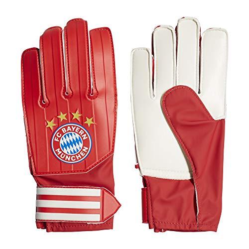 adidas Kinder GL TRN J Soccer Gloves, FCB True red/FCB True red/White, 3