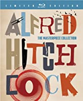 Alfred Hitchcock: The Masterpiece Collection [Blu-ray] [Import]