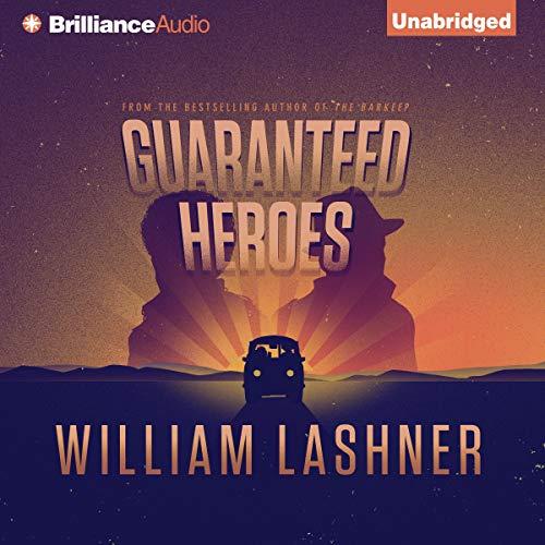 Guaranteed Heroes audiobook cover art